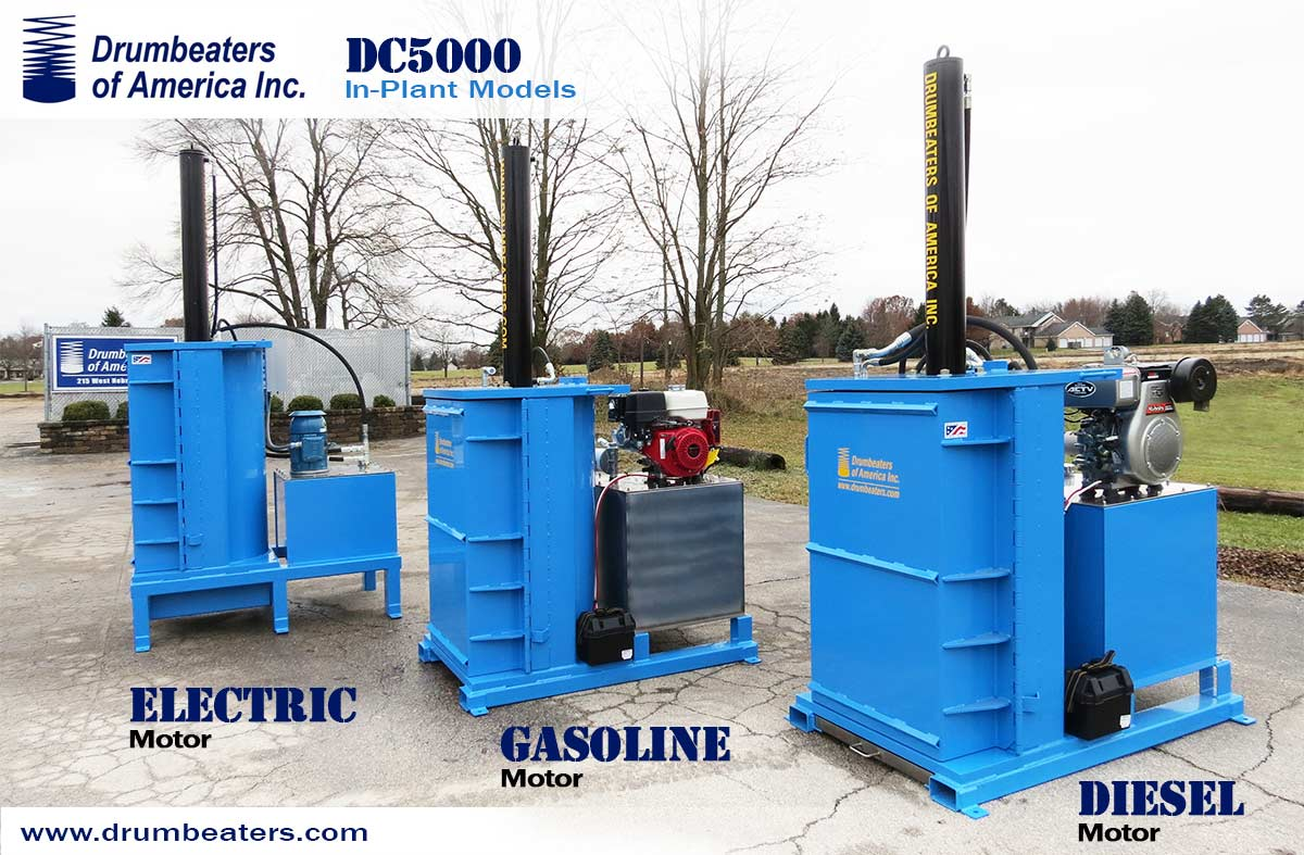 Drum Crusher made in US