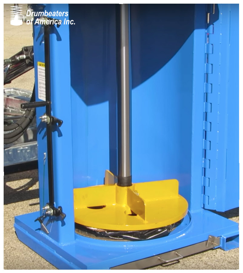 Industrial Drum Crusher Model Dc7000 10 Electric
