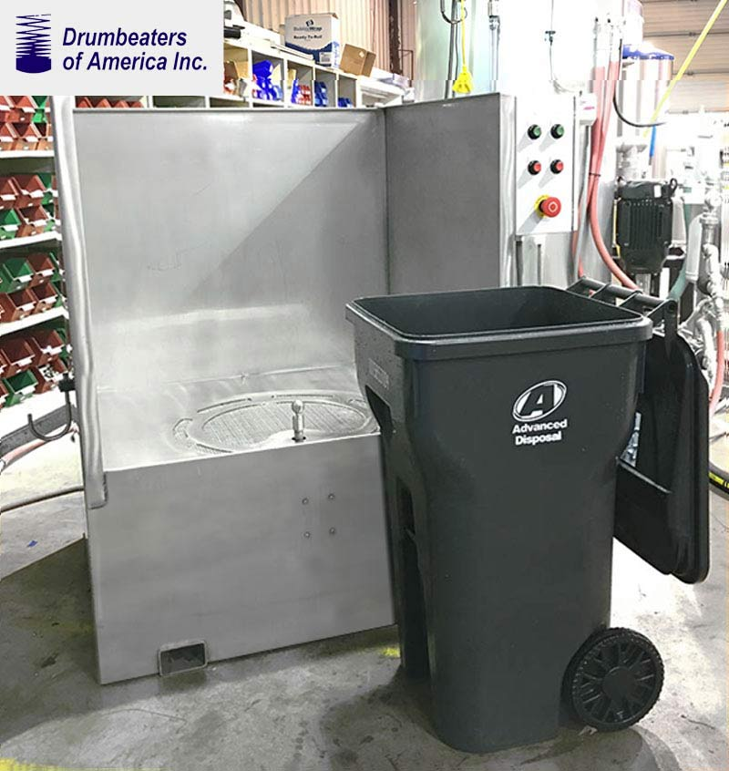 Garbage Can Washer GCW-100